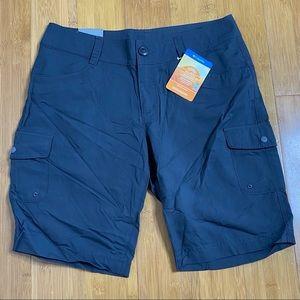 Columbia Kestrel Trail Omni-Shield Stretch Shorts
